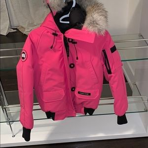 Authentic Canada Goose Bomber 2016